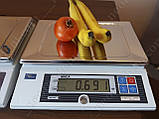 Весы электронные до 6кг ВТА-60/6-7D-АL с аккумулятором, фото 3