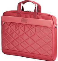 """Сумка для ноутбука Sumdex PON-327RD, Red 15.6"""" (Красная, нейлон/полиэстер, 38,7х28,6х5,1 см)"""
