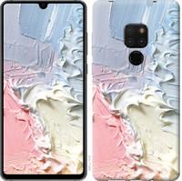 "Чехол на Huawei Mate 20 Пастель ""3981u-1578-25032"""