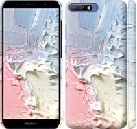 """Чехол на Huawei Y6 2018 Пастель """"3981c-1637-25032"""""""