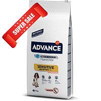 Сухой корм для собак Advance Medium-Maxi Sensitive Salmon & Rice 3 кг