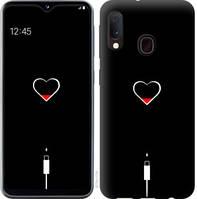 """Чехол на Samsung Galaxy A10s A107F Подзарядка """"4274u-1776-25032"""""""