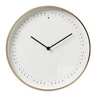 IKEA PANORERA Настенные часы, 24 см, (103.741.50)