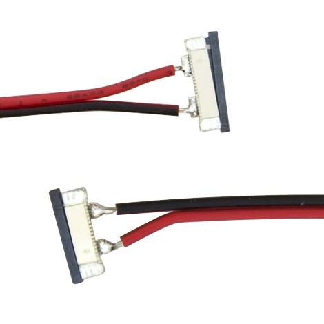LD181 соеденитель для 3528 LED (with two cables) - 20 cm
