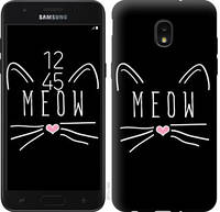 "Чехол на Samsung Galaxy J7 2018 Kitty ""3677u-1502-25032"""