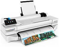 "Принтер HP DesignJet T125 24"" з Wi-Fi"