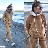 Спортивный костюм женский теплый  Карина