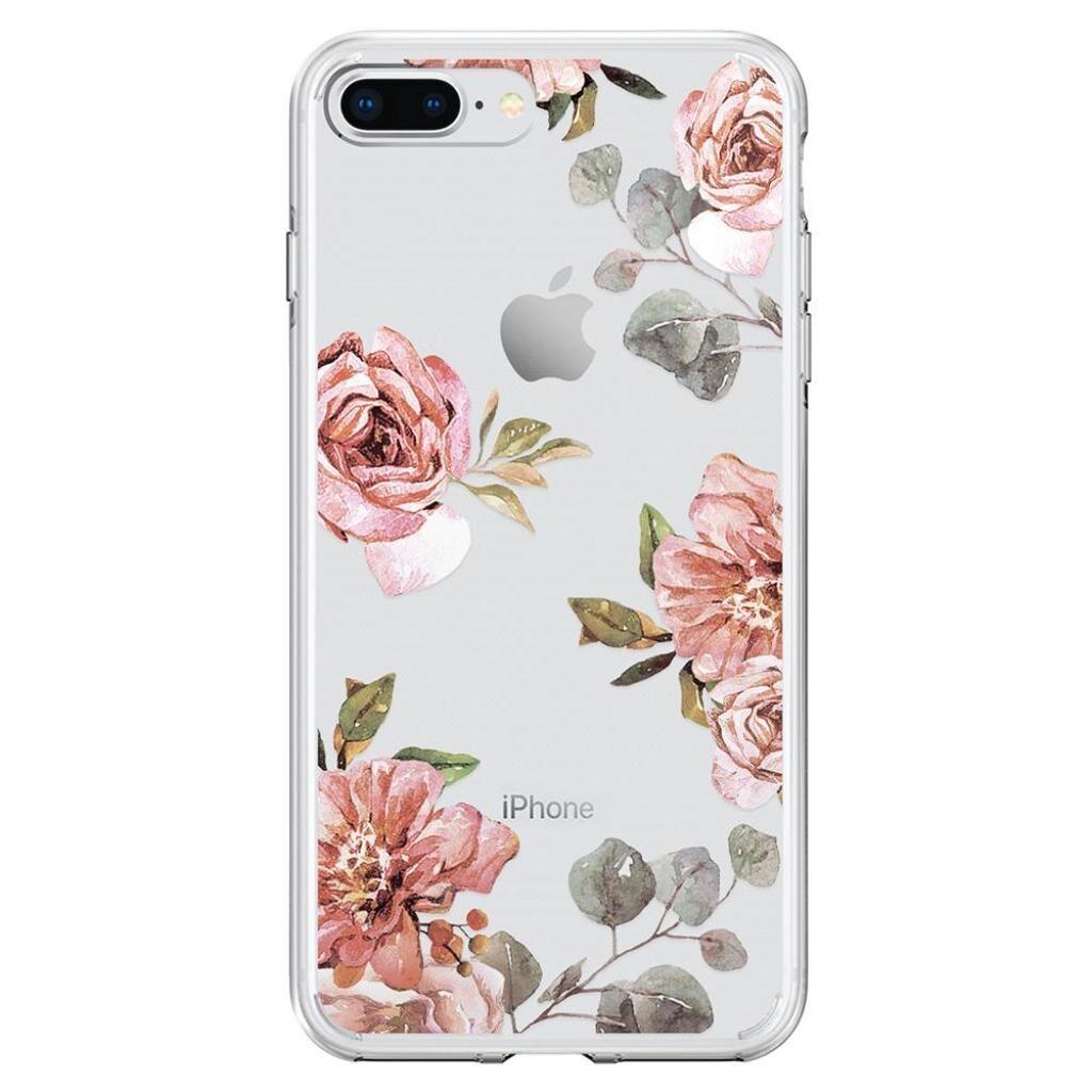 Чехол для моб. телефона Spigen iPhone 8 Plus/7 Plus Liquid Crystal Aquarelle Rose (055CS22621)