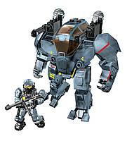 Конструктор-набор Хало Управление Циклопами, 54 детали - Halo, Attack Cyclops, Unsc, Mega Bloks - 143540