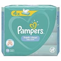 Влажные салфетки Pampers Fresh Clean 4х52 шт (8001841077949)