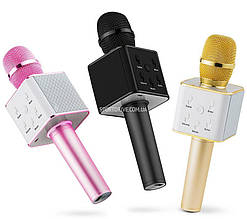 Беспроводной bluetooth караоке микрофон Kronos Karaoke S-WS-668