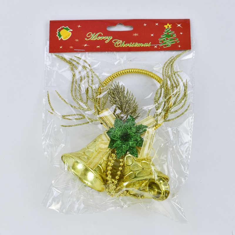 Новогоднее украшение С 30528  Подвеска (240) 1шт в кульке