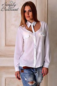 Блуза SB02B013 #O/V