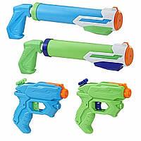 Игрушечное оружие Hasbro Nerf Водный бластер Флудтастик (E2999)