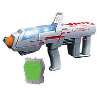Игрушечное оружие Laser X Pro для двух игроков (2 бластера, 2 мишени) (88032)