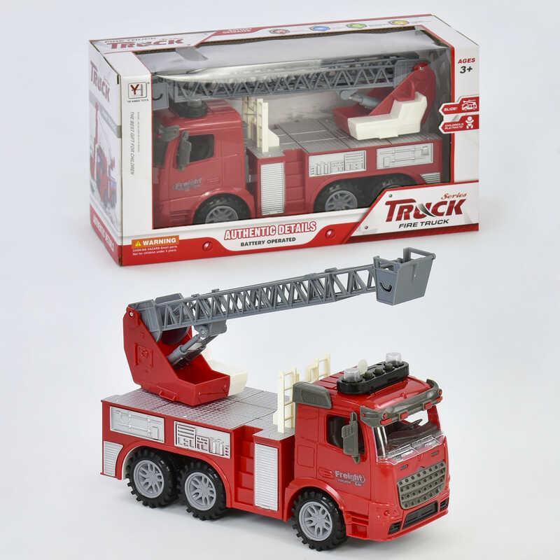 Пожарная машина 98-616 А (36) свет, звук, в коробке