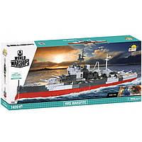 Конструктор Cobi World Of Warships Корабль Его Величества Линкор «Уорспайт» (5902251030827), фото 1