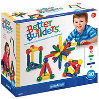 Конструктор Guidecraft Better Builders, 30 деталей (G8300), фото 1