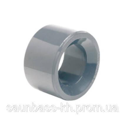 Редукционное кольцо ПВХ Effast RDRRCD032C, d32x25 мм