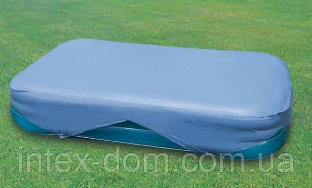 INTEX ® Тент для прямоугольного бассейна Intex 58412, 305 х183 см.