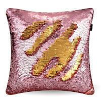 Подушка с пайетками Код 10-4304