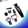 Беспроводная машинка для стрижки волос GEMEI GM-583 + Триммер, фото 3