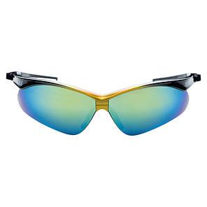Очки защитные Magnetic (золотое зеркало) Sigma (9410401), фото 2