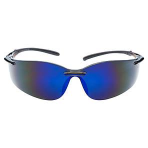 Очки защитные Falcon (синее зеркало) Sigma (9410531), фото 2