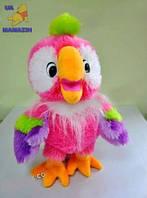 Мягкая игрушка Попугай Кеша