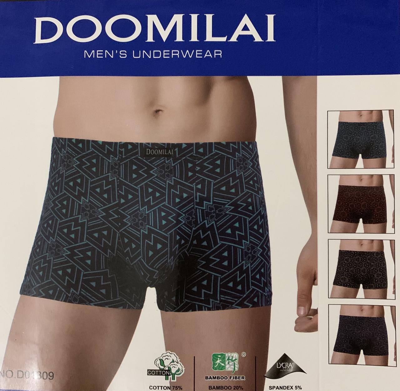 Трусы мужские Doomilai боксеры