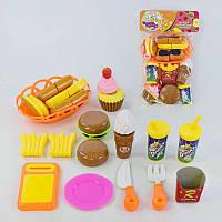 Набор продуктов на липучках Fun Game R181580