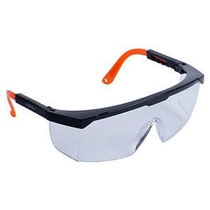 Очки защитные Fitter anti-scratch, anti-fog (прозрачные) Sigma (9410261), фото 2