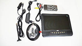 "TV Opera 901 9,5"" Портативний телевізор з Т2 USB SD"
