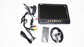 "TV Opera 1002 10"" Портативний телевізор з Т2 USB SD"