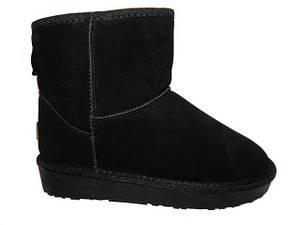Уггі ** KDSL 1612 чорний зимові
