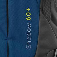 Рюкзак Gelert Shadow 60L+ Rucksack Blue/Charcoal - Оригинал