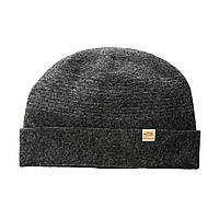 Шапка The North Face Felted Wool Beanie Weathered Black Heather - Оригинал