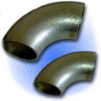 Отвод 45,60,90 градусов кованный 159х4,5 изолированный ст.20 ГОСТ 17375-2001