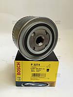 Фильтр масляный на ВАЗ 2110-12 2190(Гранта) Lada Nova 2104 2108-99(Forma)  Пр-во Bosch.