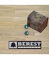 Паркет Берест Дуб Мореный без покрытия