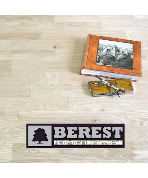 Паркет Берест Дуб Гестр без покрытия