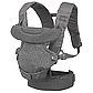 Слинг эрго-рюкзак кенгуру Zupo Crafts ZC-07 4в1, фото 2