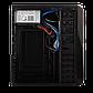 Корпус LP 2012-400W 8см black case chassis cover с 2xUSB3.0+1xUSB2.0, фото 5
