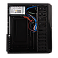 Корпус LP 2012-500W 12см black case chassis cover с 2xUSB3.0+1xUSB2.0, фото 4