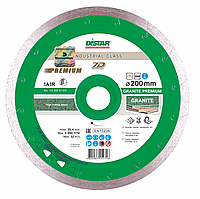 Алмазный отрезной диск Distar Granite Premium 7D 230x25.4 (11320061017)