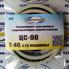Ремкомплект гидроцилиндра ЦС-90 задней навески (ГЦ 90*30) трактор Т-40 / с/х машины