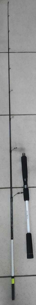 Спиннинг Mifine Sparos 2,1m, тест 10-35g