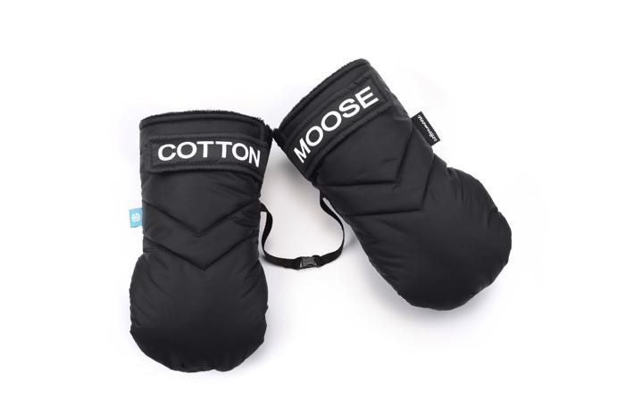 Рукавиці Cottonmoose Northmuff 897-6 black (чорний)
