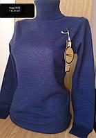 Гольф женский кашемировый Милано Ботал L/XL и XL/XXL Темно синяя 2853