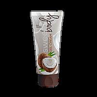 Крем-гель для душу зволожуючий з кокосом